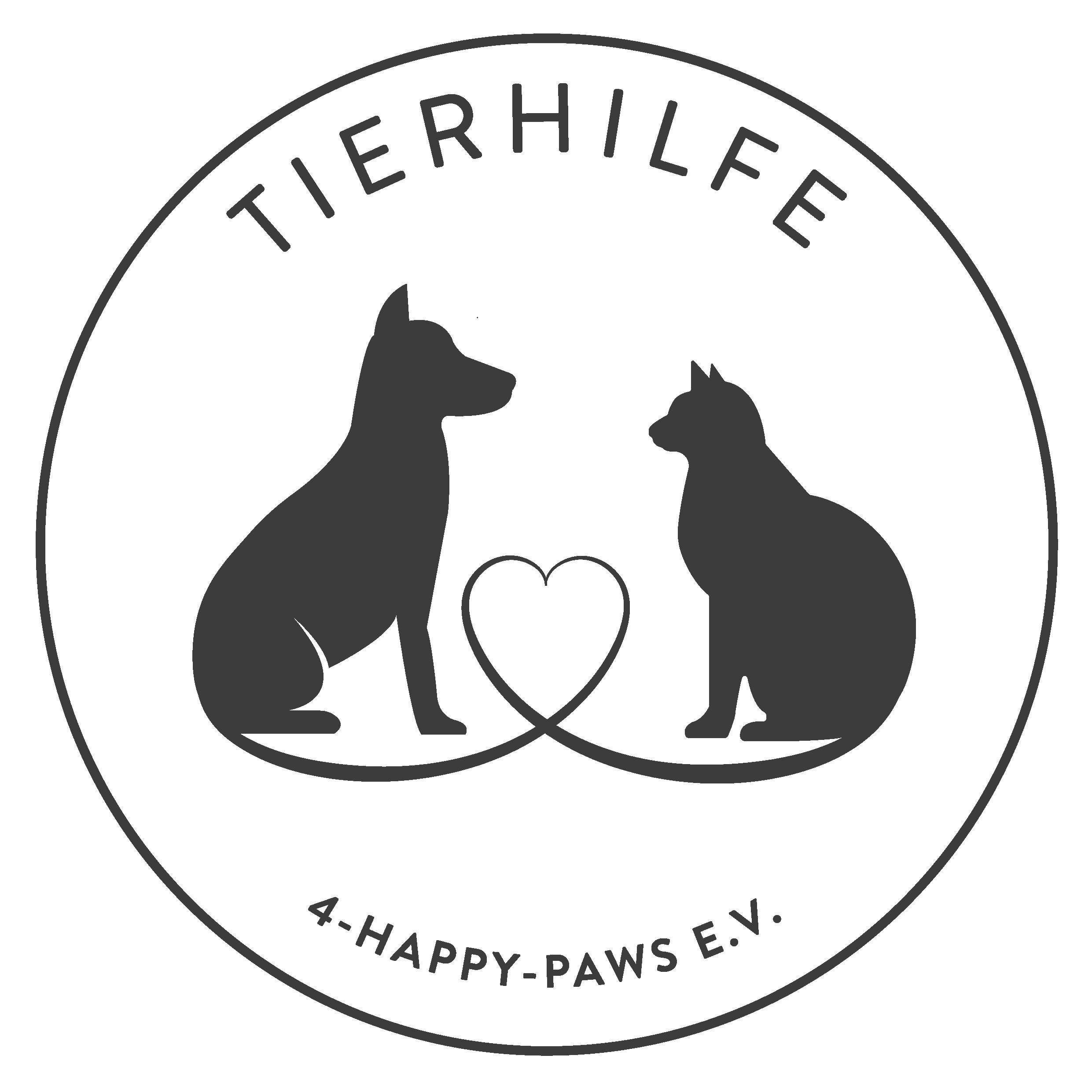 4-HAPPY-PAWS E.V. Tierhilfe Tiervermittlung