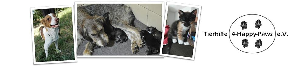 Tierhilfe 4-Happy-Paws e.V.