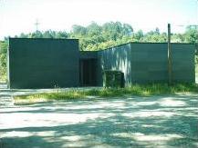 Bild der Tötungsstation in Braga / Portugal