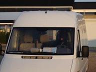 Bild vom Tiertransport